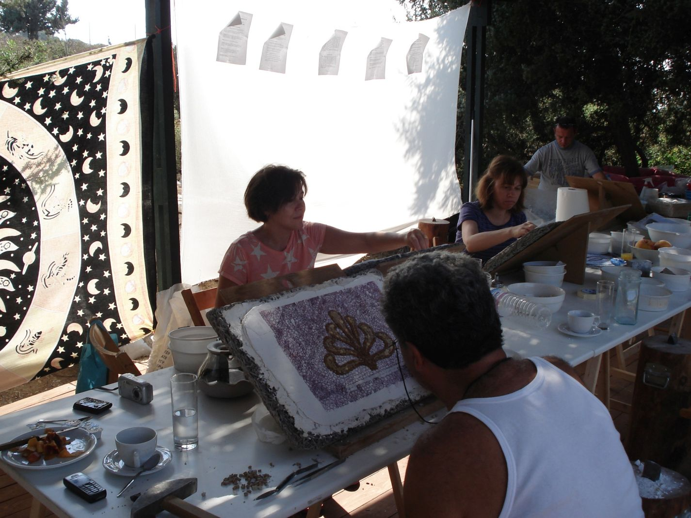 Mosaic Art Seminars